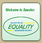 Link to Tourism for All, Sweden